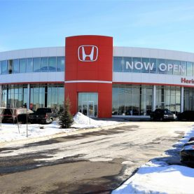 Honda Dealership